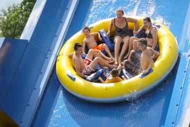 Holiday World & Splashin' Safari water slide