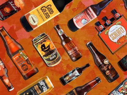 pumpkin beers fall beer seasonal availability pumpkins spice coffee ale stout ales
