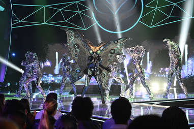 butterfly masked singer