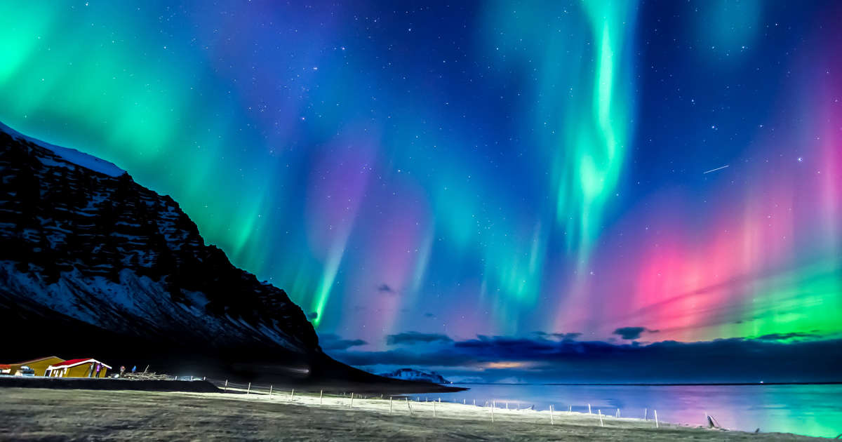 Northern Lights Forecast September 2019  How To See The Aurora Friday