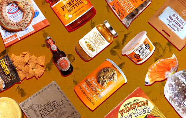The Trader Joe's Pumpkin Foods You Need in Your Life