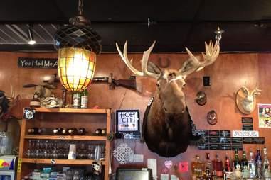 The Tattooed Moose