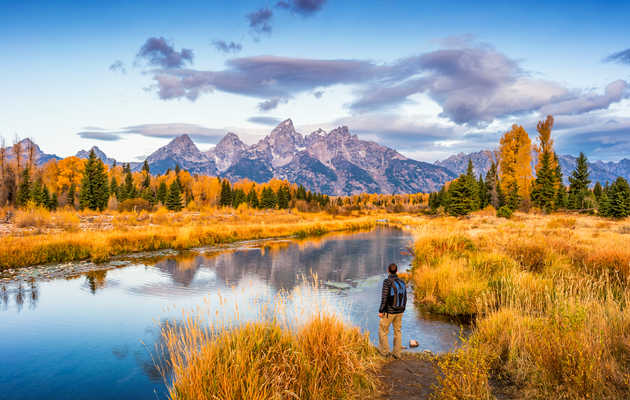 Photographic Proof That Fall Is the Best Time to Visit Our National Parks