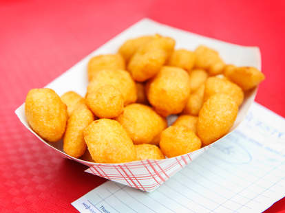 cheese curds fried
