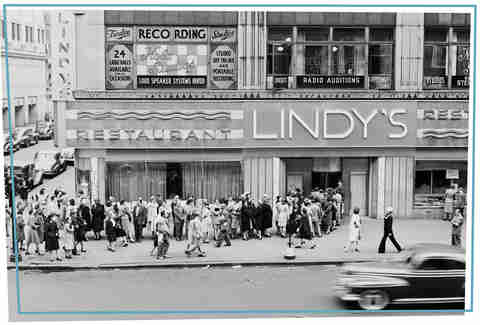 Lindy's Restaurant and Deli