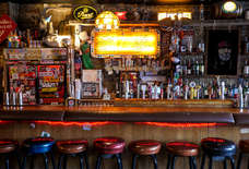 Follow the Xmas Lights to These Boozy Brooklyn Dive Bars