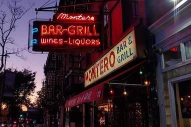 montero's bar