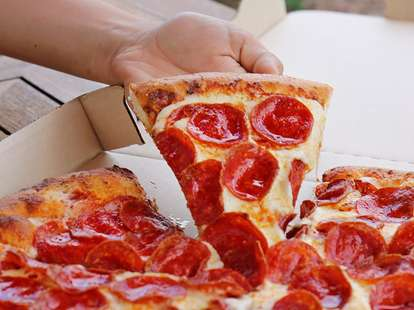 pizza hut national pizza month deal