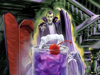 Applebee's dollar vampire drink