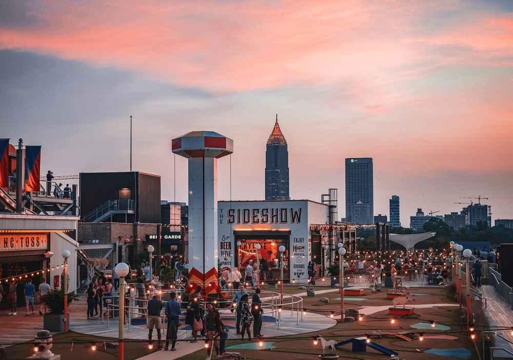 Explore Atlanta - cover
