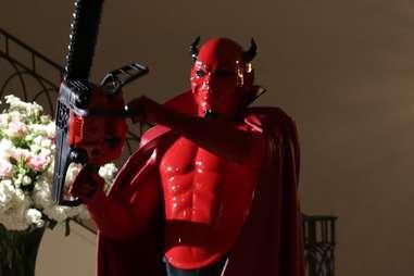 scream queens red devil