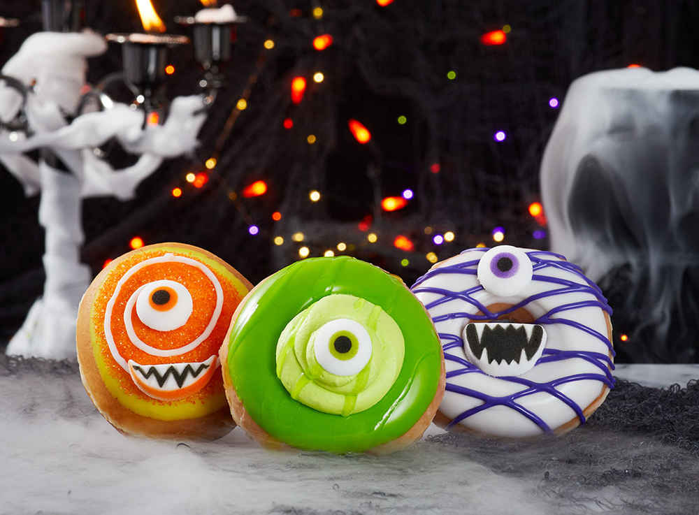 Krispy Kreme Will Give You a Free Donut on Halloween If You Go in Costume