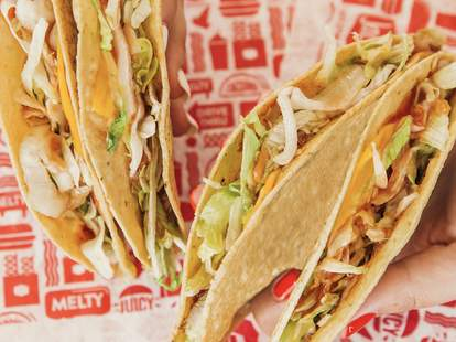 jack in the box national taco day