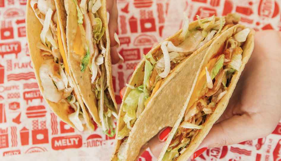 Jack in the Box Is Giving Out Free Tacos for National Taco Day