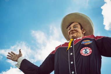 Big Tex Statue