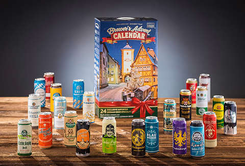 Image result for brewers advent calendar