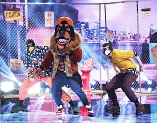 rottweiler masked singer