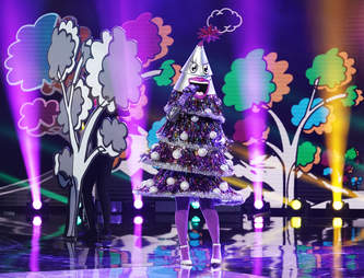tree masked singer