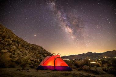 Desert Star Camping