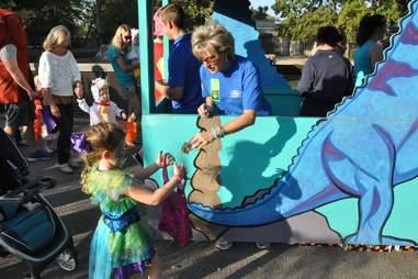 Louisville Zoo Halloween Party
