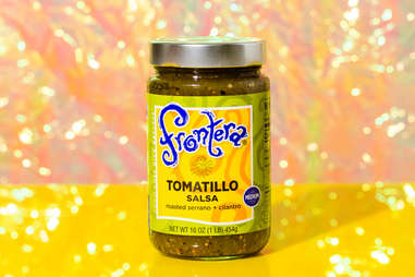 Frontera tomatillo rick bayless green salsa verde medium spicy fresh