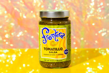 Frontera tomatillo rick bayless green salsa verde medium spicy fresh
