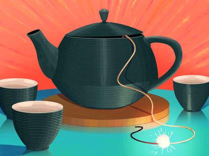 tea in america