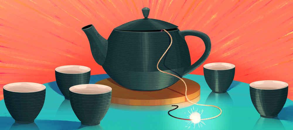 Artisanal Tea in America Is Having a Moment