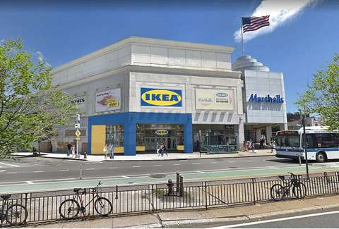 ikea new concept store queens new york