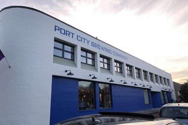 port city brewing company in alexandria
