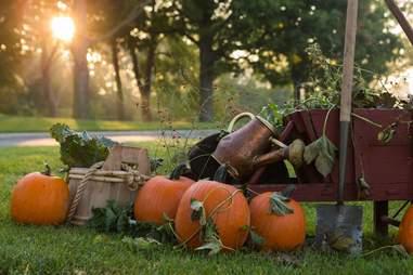 Hallowe'en in Greenfield Village