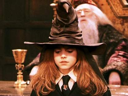 sorting hat ceremony quiz