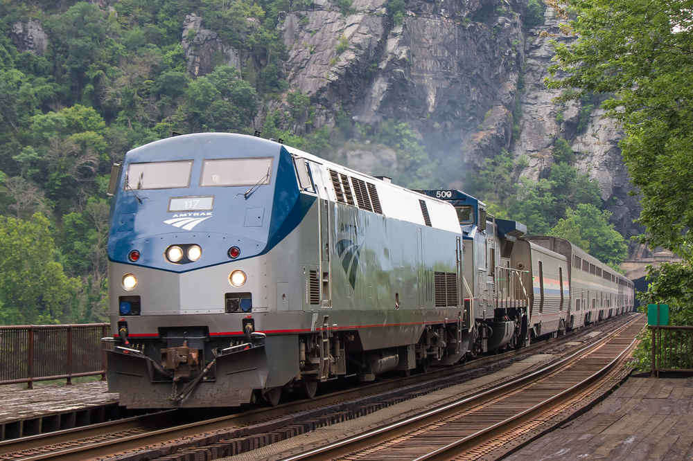 Amtrak Has Buy-One-Get-One-Free Train Tickets Across the U.S.