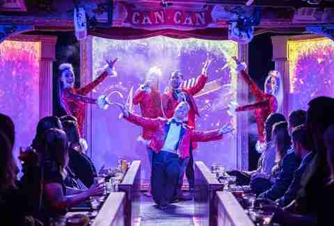 Can Can Culinary Cabaret