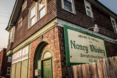 Nancy Whiskey's Detroit