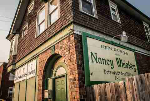 Nancy Whiskey's Detroit