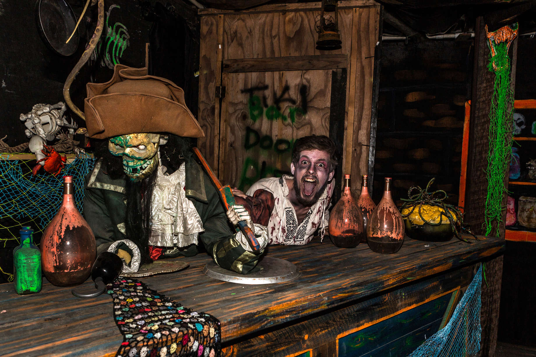 Best Haunted Houses in Dallas: Where to Get Scared in DFW