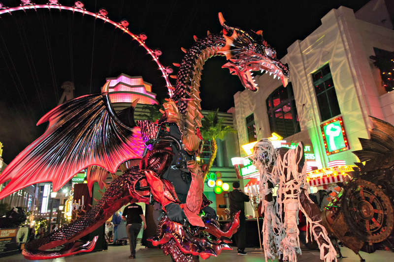 Sci Fi Las Vegas Events 2020.Best Las Vegas Halloween Parties And Events In 2019 Where
