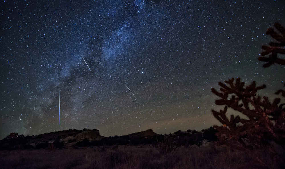Two Meteor Showers Will Peak This Week. Here's How to See Them.