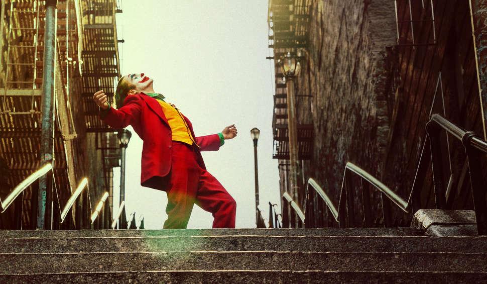 Joker Movie Gary Glitter Song In Stairs Scene Ignites