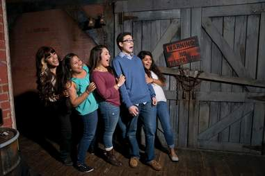 Ripley's Haunted Adventure San Antonio