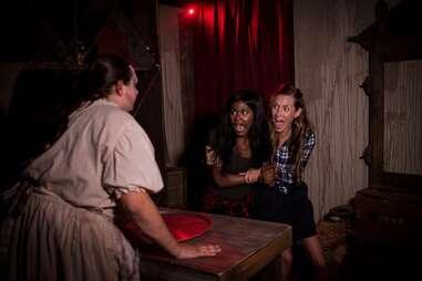Howl O Scream San Antonio