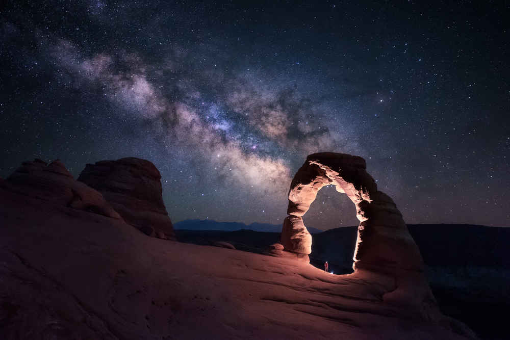 The Best Stargazing This Winter Is In Utah