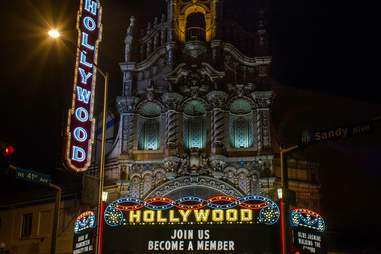 The Hollywood Theatre