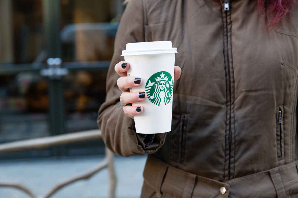 Starbucks Is Giving Out Free Espresso Drinks & Frappuccinos on Thursday