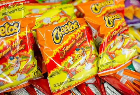 hot cheetos tsa spicy snacks