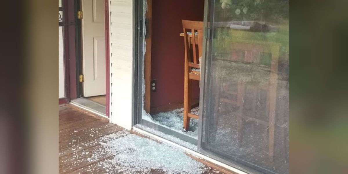 Family Realizes Home's Been Broken Into And Can't Believe Who's Inside