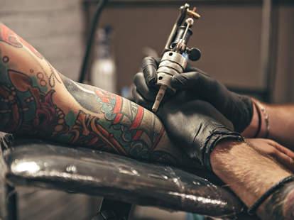 halloween tattoo deal