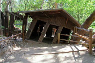 Oregon Vortex House of Mystery