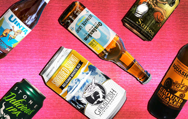 15 Gluten-Free Beers That Just Taste Like Fantastic Beers